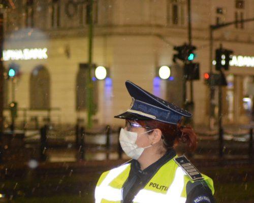 De Ziua Poliției Române, stați acasă!