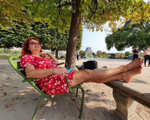 Paris, l'inoubliable – deuxième part